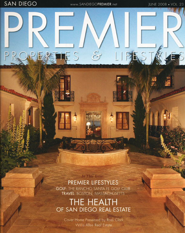 Cover - San Diego Premier Properties & Lifestyle